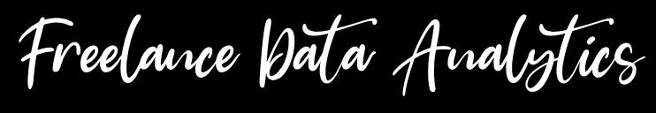 Freelance Analytics Amsterdam